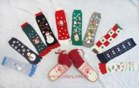 Healthy toesocks, Christmas toesocks