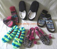 home socks, house shoes