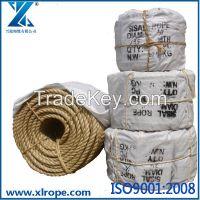 natural sisal fiber rope