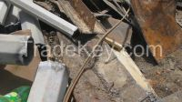 Ferrous Scrap, Ferro Alloys, MS PIpes, HRC, CRC, PPGI