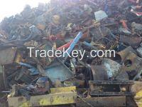 Ferrous Scrap, Ferro Alloys, MS PIpes, HRC, CRC, PPGI