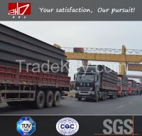 H beam/H section sizes By Tianjin Muchang Materials Imp