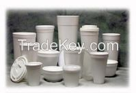 Disposable Plastic Foam Cups