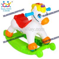 HUILE Toys Electric Rocking Horse With Music IC for 18M up