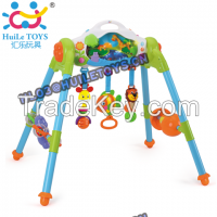 HUILE Small Forest 2 in 1 Baby Gym Games Toys For Newborns