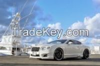 WALD modified Bentley Continental GT