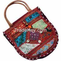 shoulder bags, fancy shoulder bags, handicrafts