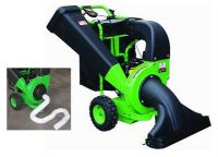 sell 6.5hp gasoline-powered vacuum shredder