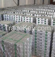 High purity 99.7 aluminium ingot with factory price