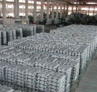 Factory directly supply cheap aluminum ingot 99.7