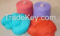 cotton yarn for weaving/colored weaving yarn
