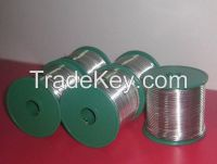 Indium tin alloy wire