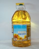 Refined Deodorized Cooking sunflower oil