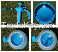 plastic hand pump pressure sprayer Gardening Tools