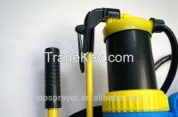 Knapsack Agriculture fruit tree sprayer, backpack pump sprayer