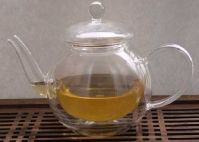 Double Wall Glass Tea Pot