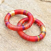 Silk Bangles  Thread