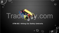 XTM-002  Hitting Car Safety Umbrella