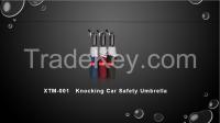 XTM-001  Knocking Car Safety Umbrella