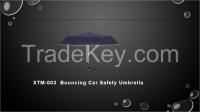 XTM-003  Bouncing Car Safety Umbrella