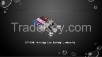 XTM-005  Hitting Car Safety Umbrella