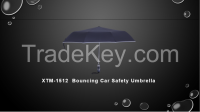 XTM-1512 Bouncing Car Safety Umbrella