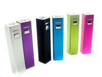 Power Bank Mini Size 2600mAh power charger portable phone charger for iphone Samsung powerbank external battery pack