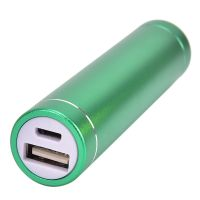 Portable External USB Power Bank For Mobile Phone 2600mAh Mobile Phone Battery Charger
