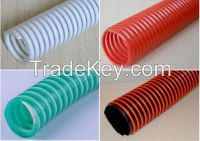 PVC suction hose, corrugated hose, water delivery suction hose from weifang sungford China