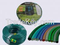PVC flexible garden hose from Weifang China manufacturer