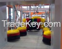 Automatic auto wash system China price promotion