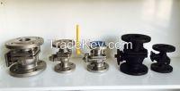 ANSI /JIS /DIN standard flanged ball valve