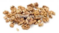 Walnut kernel in shell and out shell