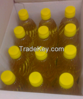 100% Refined Sunflower Oil High Quality