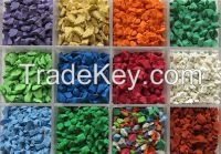 Colorful Granulated EPDM