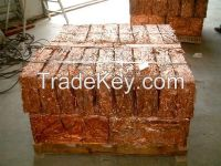 Red copper scrap