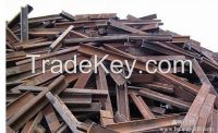 HMS1&2 iron and steel scrap
