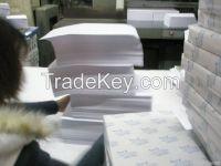 High quality 100% vigin wood pulp A4 Copy paper