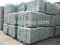 Factory  price of  Aluminum Ingot 99.7% min