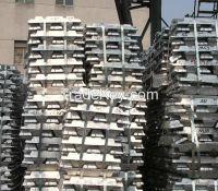 Pure Aluminum ingot 99%~99.9% with best price