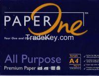 Paper One A4 copy paper 80g