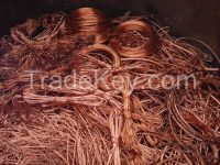 Factory supply Millberry Copper, copper scrap, copper wire scrap 99.9%