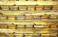 Copper Ingots/ copper and brass ingots