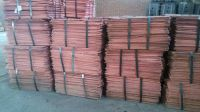 hot sale high quality copper cathode 99.99%