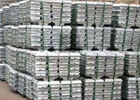 High Grade zinc ingot price, zinc alloy ingot 99.99% per ton in china wholesale