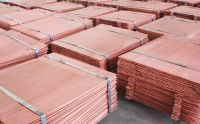 copper cathode 99.99% factory supply directly !