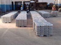 Best sales zinc ingot 99.995%