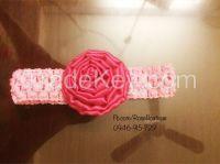 Baby Rose Headbands