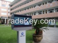 advertising LCD display