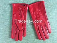 Ladies Leather Classic Glove